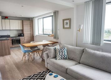 Thumbnail 2 bed flat for sale in Central Square, Wembley