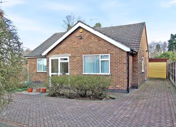 Thumbnail 3 bed detached bungalow for sale in Breckhill Road, Mapperley, Nottingham