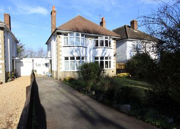 Thumbnail 4 bedroom detached house for sale in Harewood Avenue, Bournemouth, Dorset