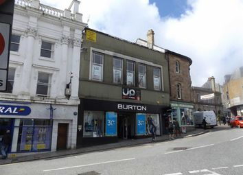 Thumbnail Commercial property for sale in 25, Market Place, Penzance