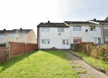 Thumbnail 3 bed end terrace house for sale in Vicarage Court, Church Village, Pontypridd