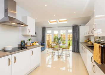 "Thumbnail 3 bed semi-detached house for sale in ""The Acton"" at Oakley Wood Road, Bishops Tachbrook, Leamington Spa"