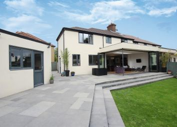 Thumbnail 5 bed semi-detached house to rent in Woodland Gardens, Isleworth