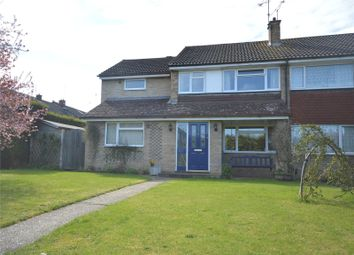 Thumbnail 4 bed semi-detached house for sale in Bullen Walk, Galleywood, Chelmsford