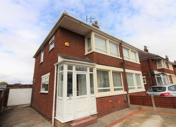 Thumbnail 3 bed semi-detached house for sale in Salmesbury Avenue, Bispham
