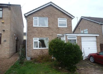 Thumbnail 3 bed detached house for sale in London End, Irchester, Wellingborough