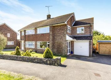 Thumbnail 4 bedroom semi-detached house for sale in Waterlooville, Hampshire, Uk