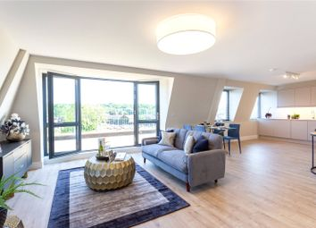 Thumbnail 2 bed flat for sale in Buckingham House, Buckingham Parade, The Broadway, Stanmore