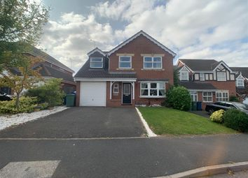 Redruth Drive, Stafford ST17. 5 bed detached house
