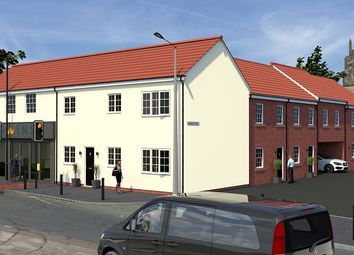 Thumbnail 3 bed town house for sale in Church Walk, Hatfield, Doncaster