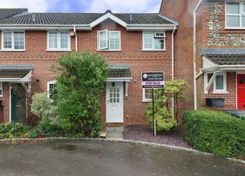 Thumbnail 3 bed terraced house for sale in Crossbill Close, Horndean, Waterlooville