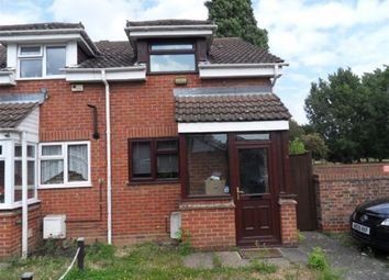 Thumbnail 1 bed property to rent in Harecastle Close, Hayes