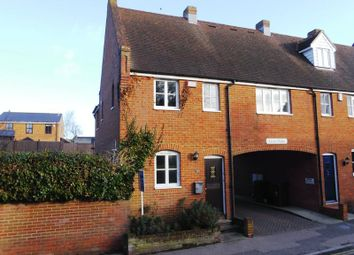 Thumbnail 3 bed semi-detached house for sale in Lion Walk, The Street, Ash, Canterbury