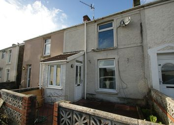 Thumbnail 2 bed terraced house for sale in Calland Street, Plasmarl, Swansea