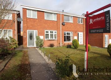 3 bed semi-detached house for sale in Gaydon Close, Redditch B98