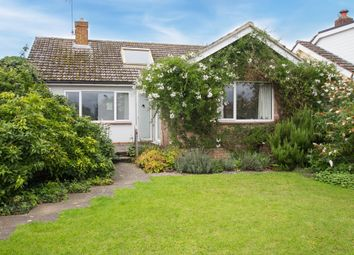 Thumbnail 2 bedroom detached bungalow for sale in Station Road, Fulbourn, Cambridge