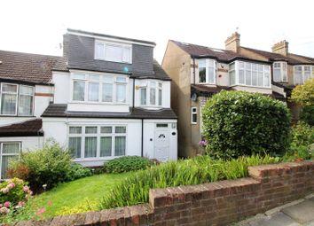 Thumbnail 5 bedroom end terrace house for sale in Ridgeway Avenue, East Barnet, Hertforshire