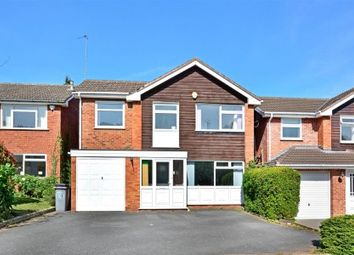 Thumbnail 4 bed detached house for sale in Church Hill Close, Solihull, West Midlands