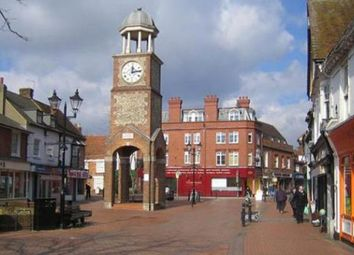 Thumbnail 2 bed flat to rent in A High Street, Chesham, Buckinghamshire