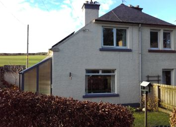 3 bed semi-detached house for sale in 6 Oxnam Mains, Jedburgh TD8