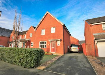Thumbnail 3 bed detached house for sale in Davy Road, Abram, Wigan