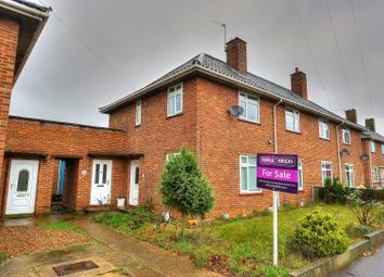 Thumbnail 2 bed flat for sale in Coleburn Road, Norwich