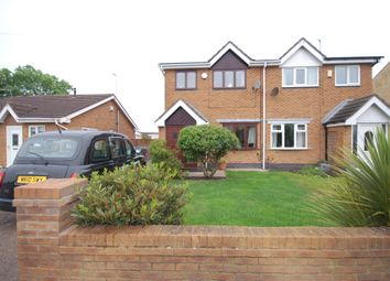 3 bed semi-detached house for sale in Midgeland Road, Blackpool, Lancashire FY4