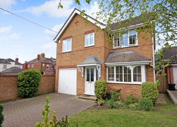Thumbnail 4 bed detached house to rent in Princes Close, Whitehill, Bordon