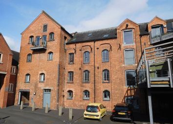 Thumbnail 1 bed flat for sale in Drayton Mill Court, Cheshire Street, Market Drayton