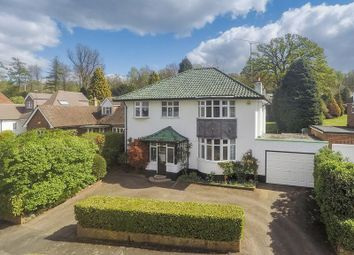 Thumbnail 4 bed detached house for sale in Stagbury Avenue, Chipstead, Coulsdon