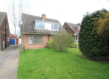 Thumbnail 3 bed semi-detached house for sale in Fieldway, Nottingham