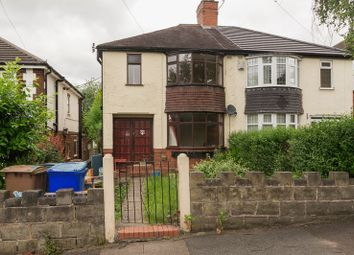 Thumbnail 3 bed semi-detached house for sale in Birchgate, Bucknall, Stoke-On-Trent