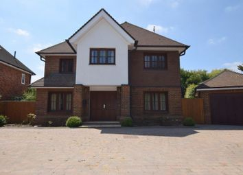 Thumbnail 5 bed detached house to rent in Aylesbury Road, Aston Clinton, Aylesbury