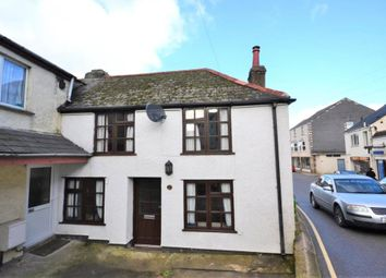 Thumbnail 2 bed end terrace house to rent in Church Street, Callington, Cornwall
