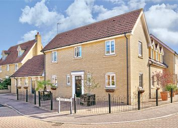 Thumbnail 5 bed detached house for sale in Jennings Avenue, Eynesbury, St. Neots
