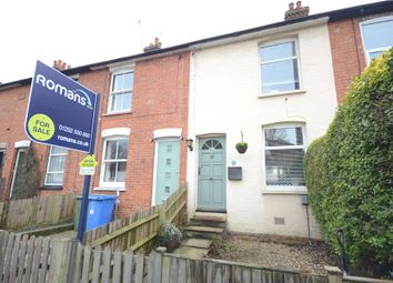 Thumbnail 2 bedroom terraced house for sale in Union Street, Farnborough, Hampshire