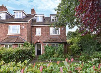 Thumbnail 4 bedroom terraced house for sale in Blenheim Mews, Beavers Road, Farnham