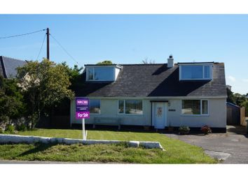 Thumbnail 4 bed detached bungalow for sale in Bull Bay Road, Bull Bay
