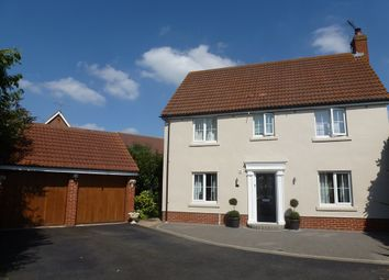 Thumbnail 4 bed detached house for sale in Wiggins View, Springfield, Chelmsford