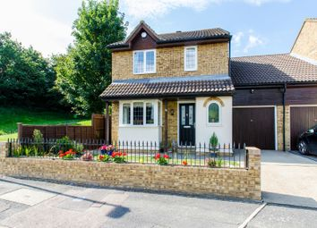 Thumbnail 4 bed link-detached house to rent in The Sandpipers, Gravesend