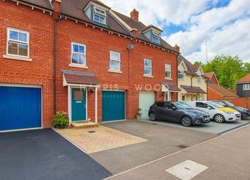 Thumbnail 3 bed town house for sale in Eltham Close, Colchester