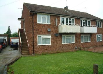Thumbnail 2 bed maisonette to rent in West Heath Road, Farnborough