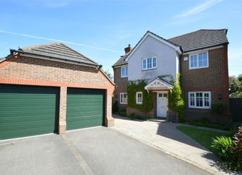 4 bed detached house for sale in Knights Close, West Molesey KT8