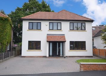 Thumbnail 4 bed detached house for sale in Daylesford Crescent, Cheadle