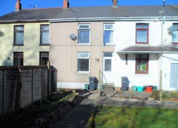 Thumbnail 2 bed property for sale in Heol Twrch, Lower Cwmtwrch, Swansea