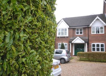 Thumbnail 1 bed flat for sale in Foxlands Close, Leavesden, Watford, Herts