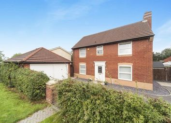 Thumbnail 4 bed detached house for sale in Lady Acre Close, Lymm, Cheshire, Warrington