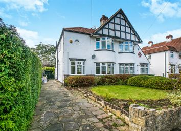 Thumbnail 5 bedroom semi-detached house for sale in Cloisters Avenue, Bromley