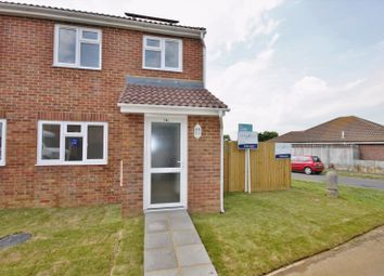 Thumbnail 3 bed semi-detached house to rent in Downs View, Peacehaven, East Sussex
