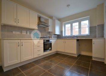 Thumbnail 3 bed detached house to rent in Barn Owl Road, Birstall, Leicester